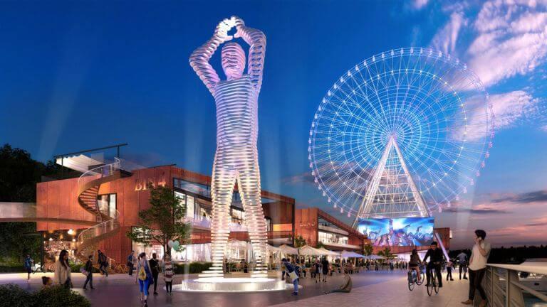Newcastle Big Wheel