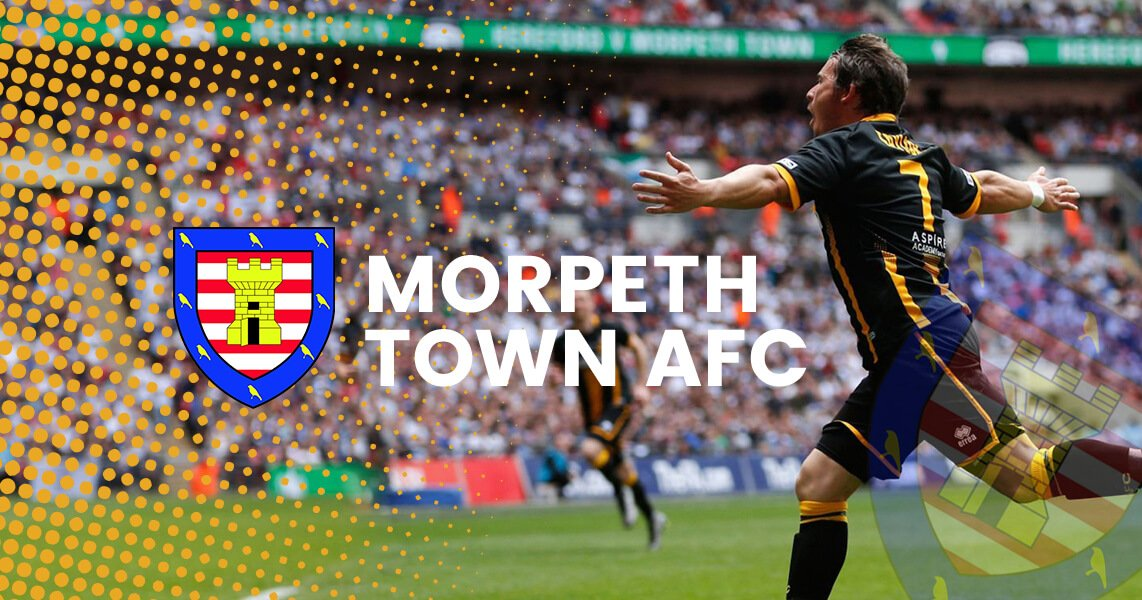 Admired Group & Morpeth Town